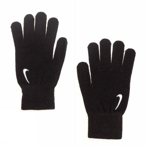 Nike-Guanti in maglia nero nero L/XL