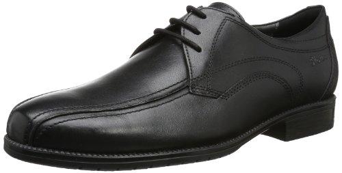 Sioux Unisex - Adult Dryes-XL Derby Black Schwarz (schwarz) Size: 42.5