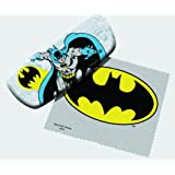 DC Comics Eyeglass Case with Cleaner Sheet (Batman)