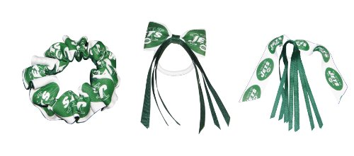 NFL New York Jets Ponytail Collection at Amazon.com