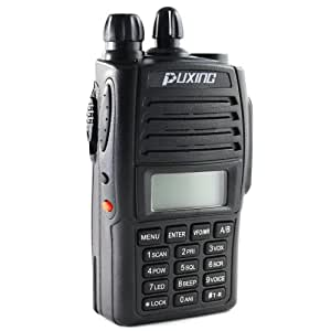 Puxing PX-UV973 Dualband radio with repeater and dual receive dual display UV