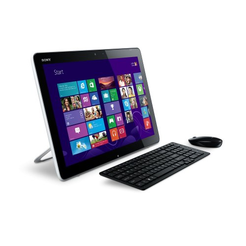 Sony SVJ2022V1EW Tap 20 Vaio Folding Touchscreen Computer - Black (Intel Core i5 1.8GHz Processor, 6GB RAM, 1TB HDD, Windows 8)