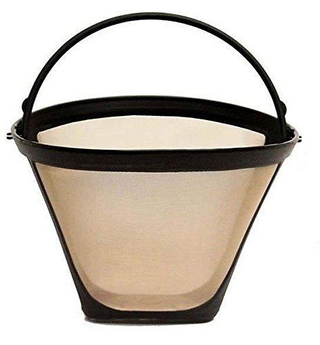 Medelco #4 Cone Shape Permanent Coffee Filter (Medelco Percolator Filter compare prices)