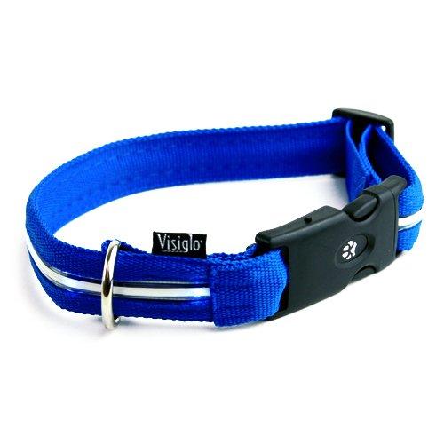 Visiglo Blue Nylon With Blue Led, Small