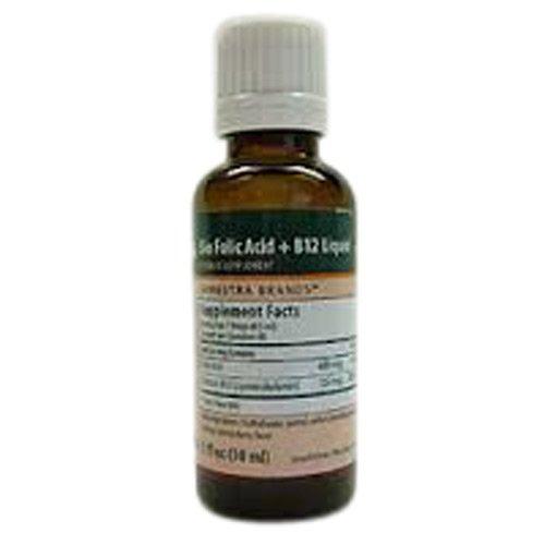 Genestra - Bio Folic Acid + B12 Liquid 1 L Oz