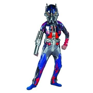 Optimus Prime Classic Muscle Child Sm 4-6