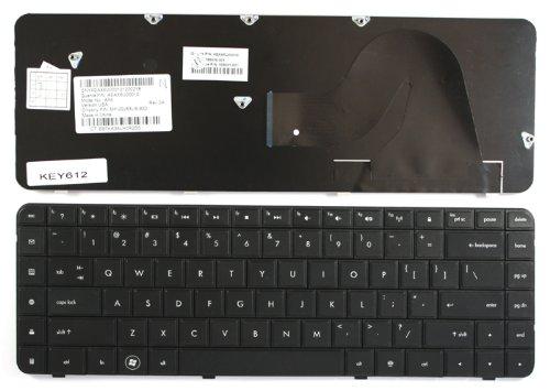 Hp G62-367Dx Black Us Replacement Laptop Keyboard (Key612)