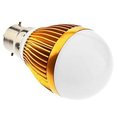 B22 2W 38-Led 120-155Lm 6000-6500K Natural White Light Led Spot Bulb (230V)