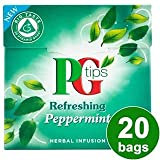 PG tips Peppermint 20s Pyramid Teabags 20 per pack