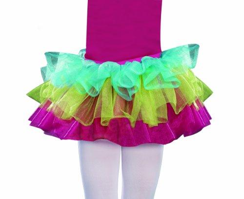 SugarSugar Mixin' It Up 3 Layer Tutu Costume, Small/Medium