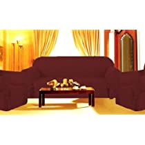 Sofa / Couch Cover Slipcover 3 Pc. Set
