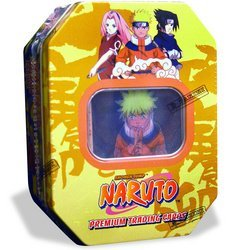 '06 Naruto Anime Collector Tin - 1