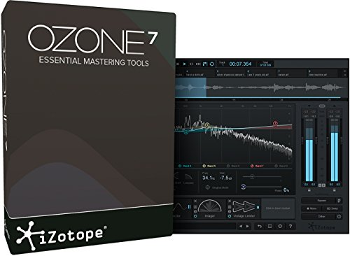 iZotope Ozone 7 -Channel Audio Plug-In (Mastering Software compare prices)