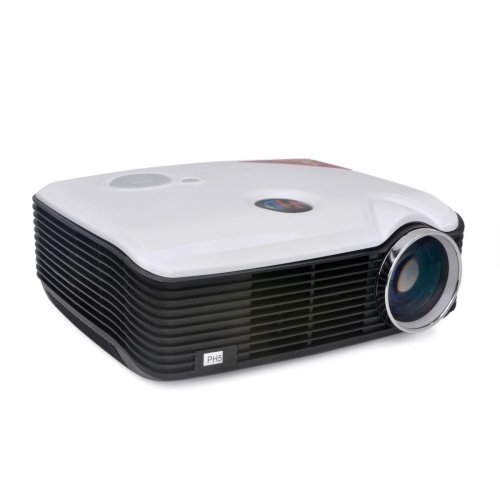 Lightinthebox Svga 2D/3D 2500Lm Hd Home Lcd Projector With Hdmi Input Tv Tunerhome Video Movie Theater Mini Projectors