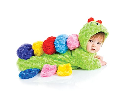 Underwraps Baby's Colorful Caterpillar Bunting