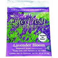 Web Products Inc. WLAVENDER Scented Furnace Air Freshener Pad