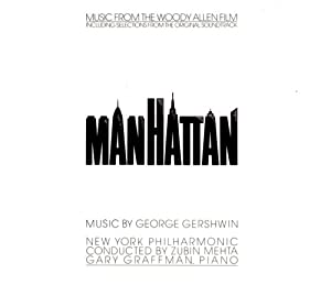 Manhattan - Ost Eco from Sony Classics