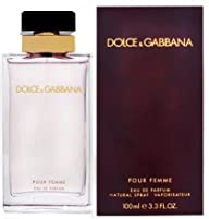 Dolce & Gabbana for Women Eau De Parfum Spray, 3.3 Ounce
