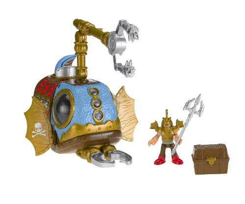 Fisher-Price Imaginext Pirate Sub