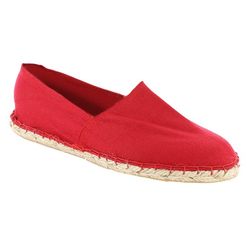 New-Ladies-Casual-Espadrille-Canvas-Pumps-Plims-Womens-Shoes-Size-UK-3-4-5-6-7-8-Plimsolls-Flat-Summer-Spring-Beach