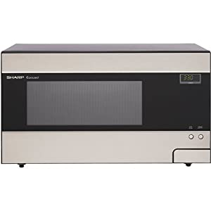 Sharp R-426LS Family-Size 1-2/5-Cubic-Foot Countertop Microwave Oven