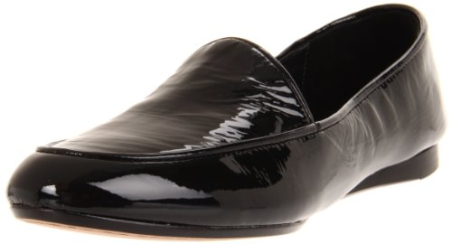 Donald J Pliner Women's Denny Loafer,Black Soft Patent,9 M US