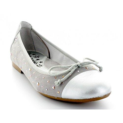 Acebo's ,  Ballerine donna grigio 41