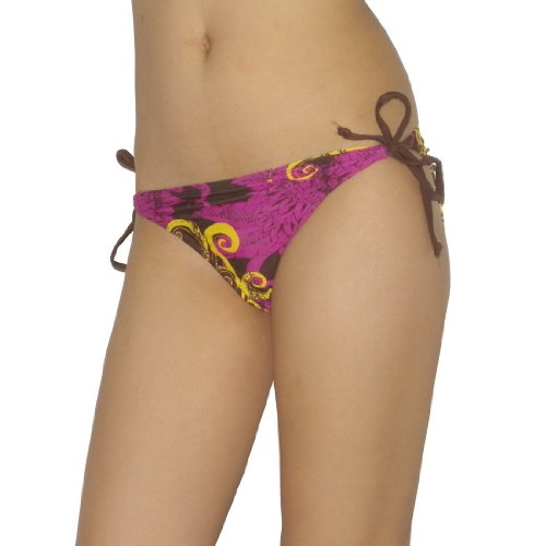 Body Glove Womens Soft & Smooth Surf Swim Bikini Trunks / Bottom - Quick Dry