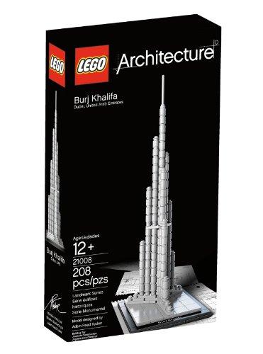 LEGO® Architecture Burj Khalifa Dubai 21008