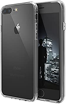Swees iPhone 7 Plus Thin Fit Slim Clear Case
