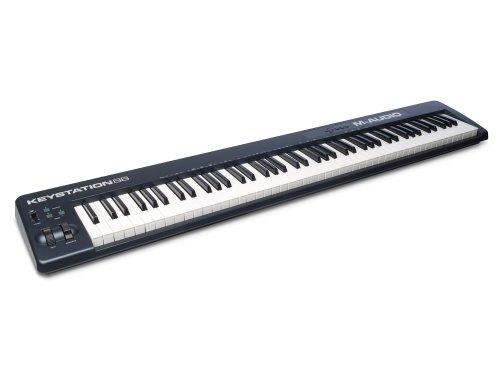 M-Audio Keystation 88 (2014) USB Keyboard MIDI Controller