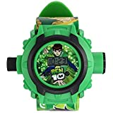 Ben 10 Projector Kids Watch,Ben 10 Projector Digital Watch For Kids