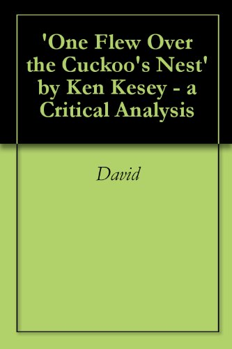 the characterization of women in one flew over the cuckoos nest a novel by ken kesey Home / english / sexism and gender roles in cuckoos nest  ken kesey's one flew over the cuckoo's nest  nest: characterization of women one flew over.