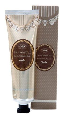 サボン バターハンド クリーム Butter Hand Cream バニラ イスラエル発 並行輸入品 海外直送