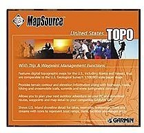 Garmin City Select v7 North America Street Map CD-ROM WindowsB0000E3I8K