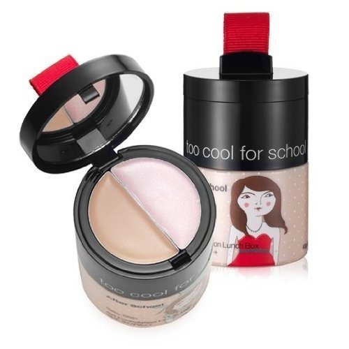 too cool for school, After School BB Foundation Lunch Box 40ml # NO.1