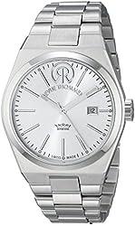 REVUE THOMMEN Men's 107.01.01 URBAN - Lifestyle Analog Display Swiss Automatic Silver Watch