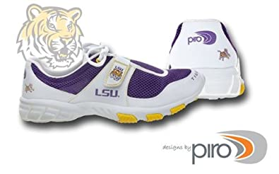 Buy LSU Tigers Louisiana State Lightweight Tennis Shoes by Piro