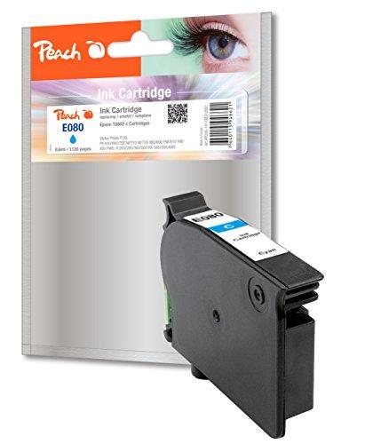 Peach PI200-101 Cyan Kompatibel Tintenpatronen Pack of 1