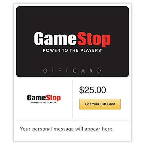 Gamestop Gift Cards – E-mail Delivery image
