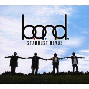 B.O.N.D.(初回限定盤)(DVD付)