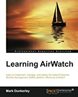 Learning AirWatch Front Cover