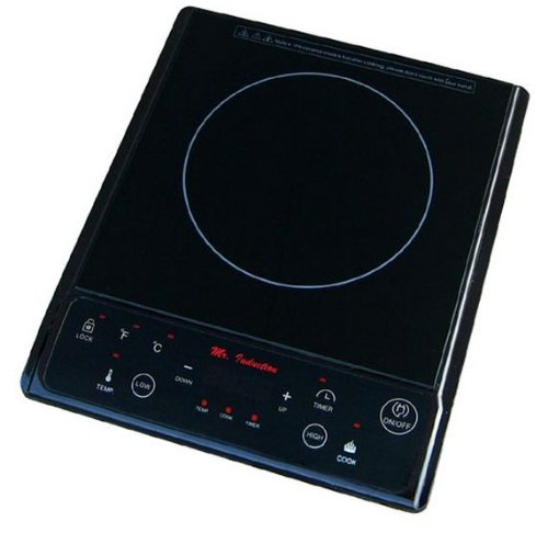 1300W Induction in Black (Countertop) # SR-964TB # SR-964TB NoPart: SR-964TB