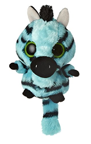 Aurora World YooHoo and Friends/Blue Stripee Plush - 1