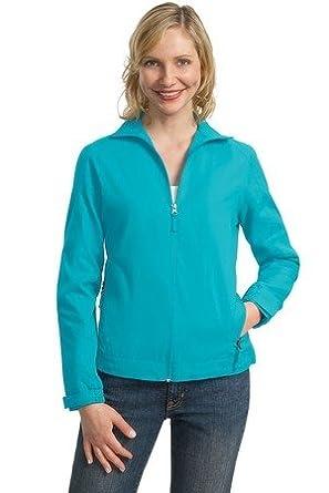 Port Authority Ladies Full-Zip Wind Jacket by Port Authority