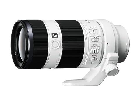 SONY Eマウント交換レンズ FE 70-200mm F4 G OSS