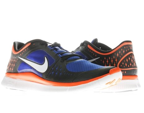 huge selection of 0f33f 1b520 Nike Free Run 3 Mens Running Shoes 510642 408 Hyper Blue 9 5 M US
