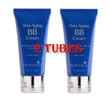 Hydroxatone Anti-Aging BB Cream with Broad Spectrum SPF40 1