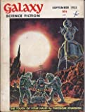 GALAXY Science Fiction: September, Sept. 1953