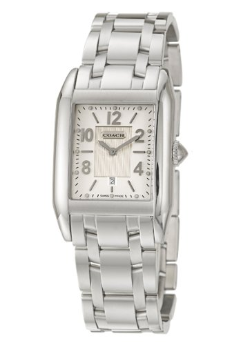 Coach Carlyle Men's Quartz Watch 14600490